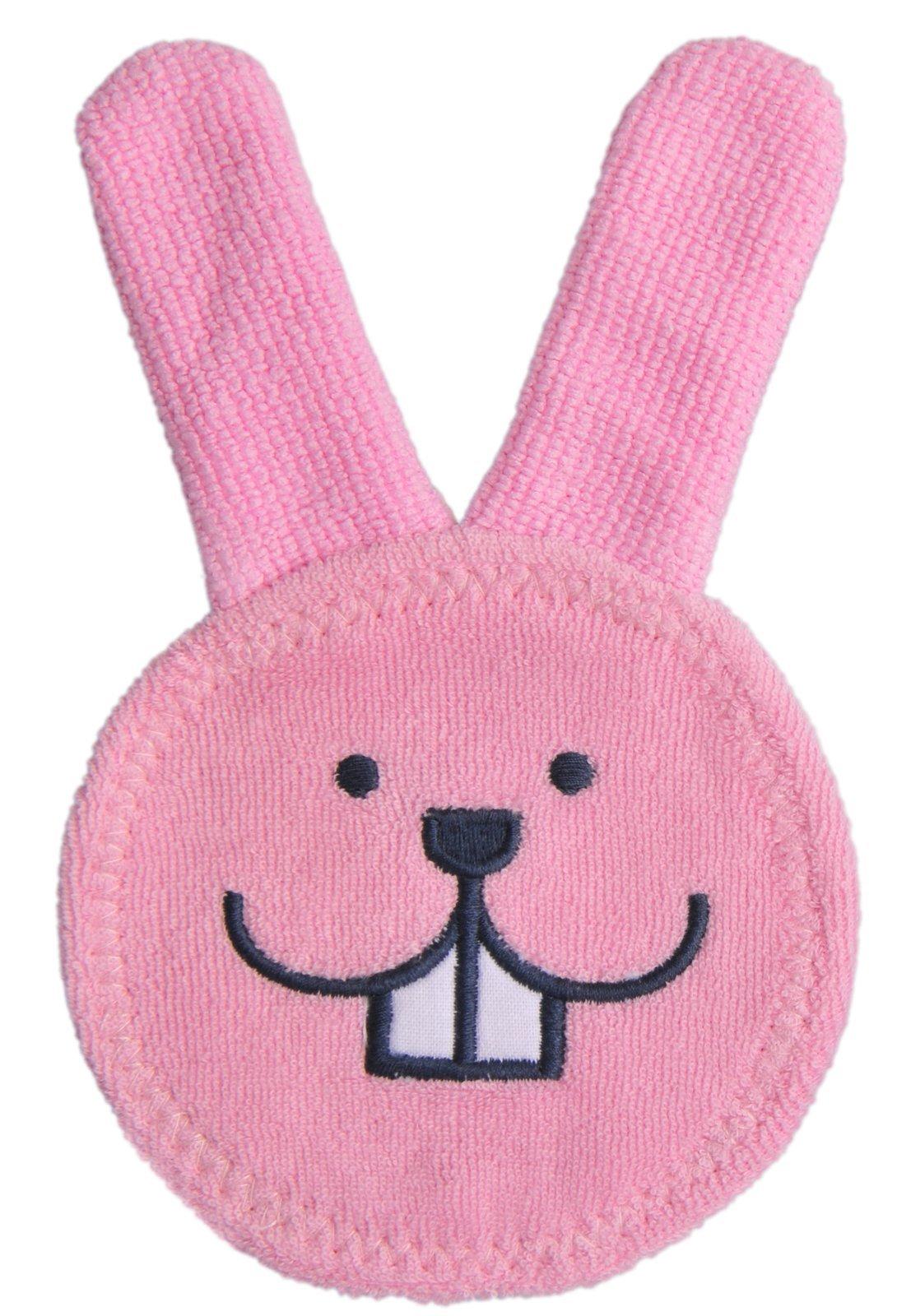MAM Oral Care Rabbit - Pink