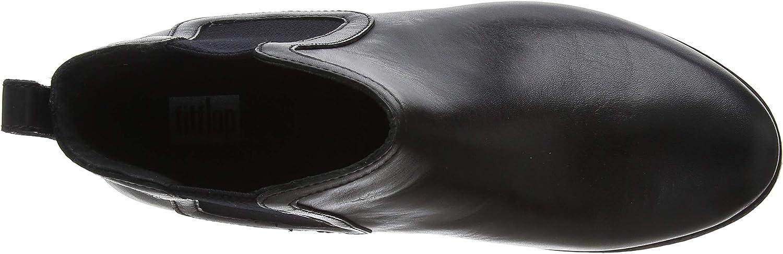 Fitflop Chai, Bottines Femme Noir All Black 090