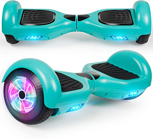 VEVELINE Hoverboard for Kids, 6.5 Two Wheel Self Balancing Hoverboard – UL 2272 Certified