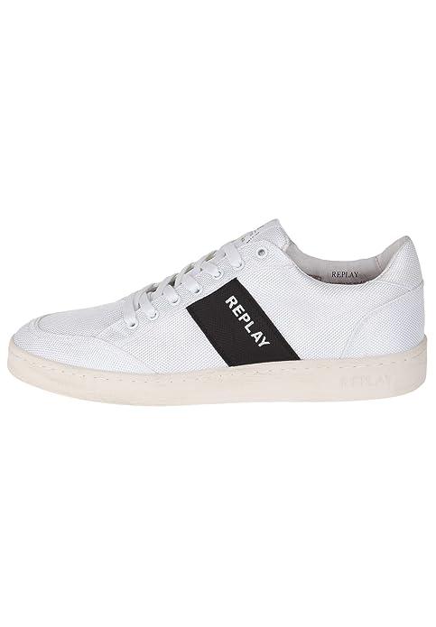 Replay Herren Sneaker DPREET Logo: : Schuhe