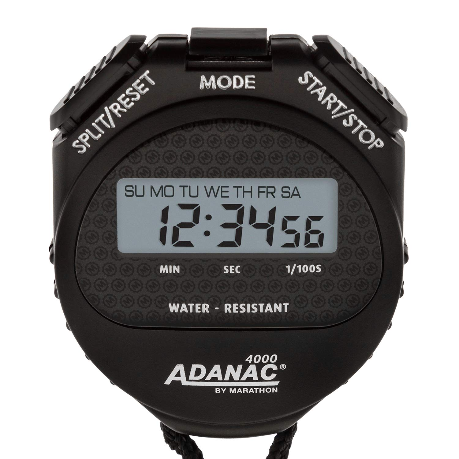 Water Resistant Digital Stopwatch Timer