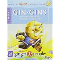 The Ginger People 31g Gin Gins Travellers Boost