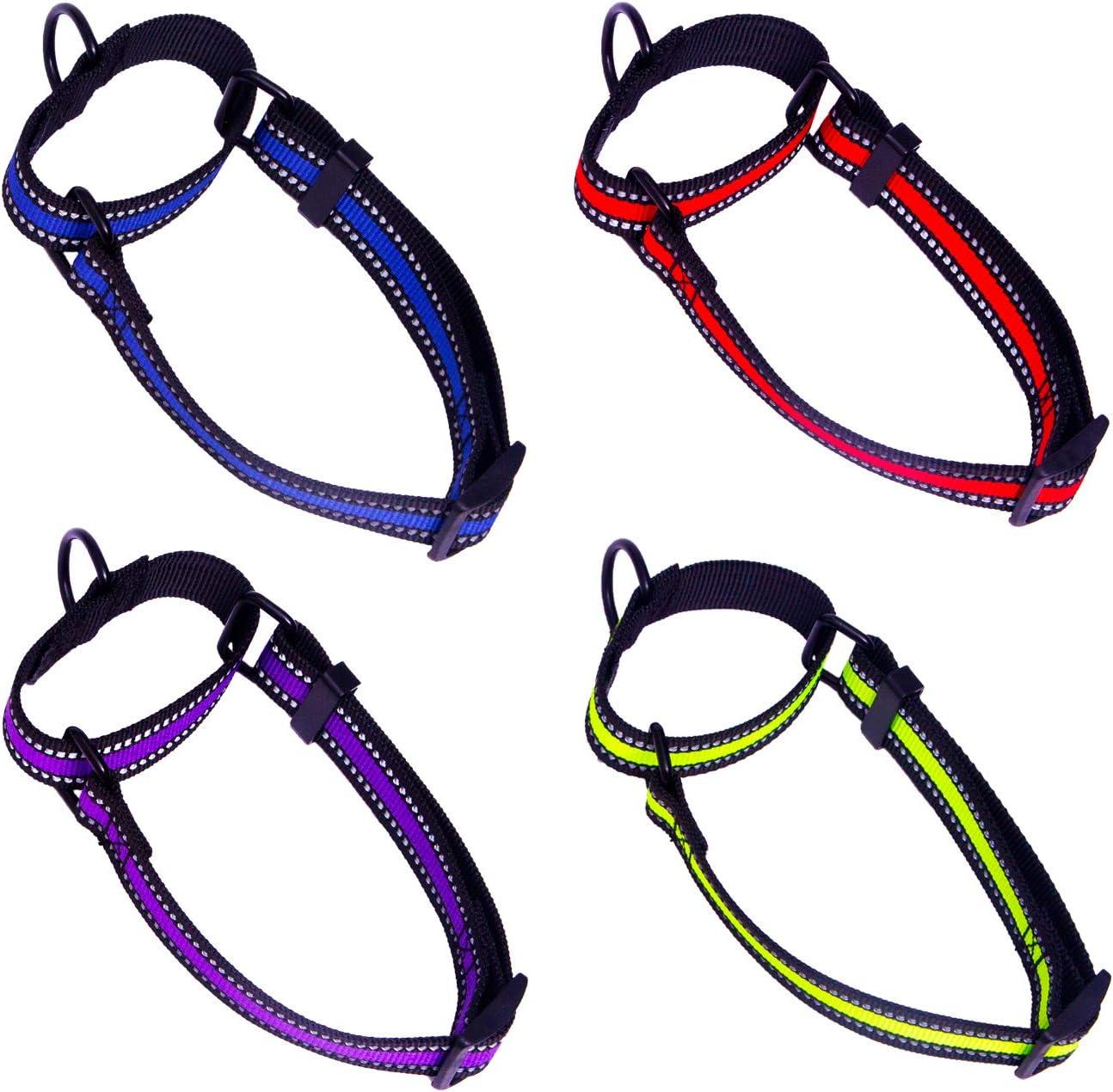 Collar for dog Width 4 cm White Dog Collar Slip Collar For Dog Wide Dog Collar Limited