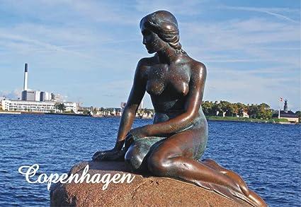 The Little Mermaid Denmark. Den Lille Havfrue. | 293x425