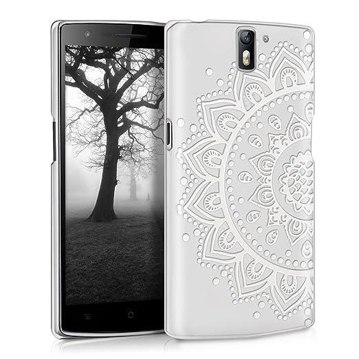 127 opinioni per kwmobile Cover per OnePlus One- Custodia trasparente per cellulare- Back cover