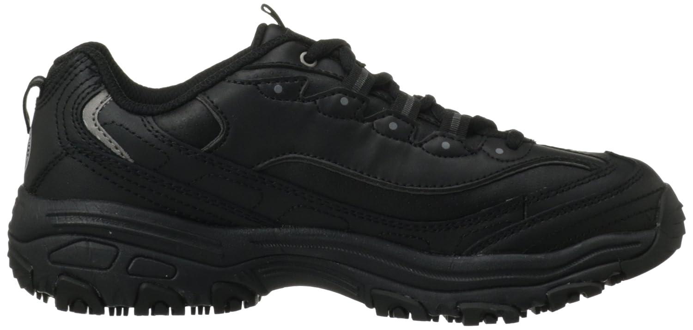 Skechers Para D'lite Sr Deslizamiento Zapato De Trabajo Resistente Al Trabajo De Las Mujeres 0fRVjI