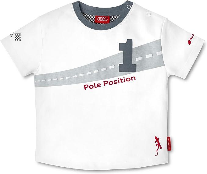 Audi - Conjunto de Camiseta y pantalón para niño: Amazon.es: Coche ...