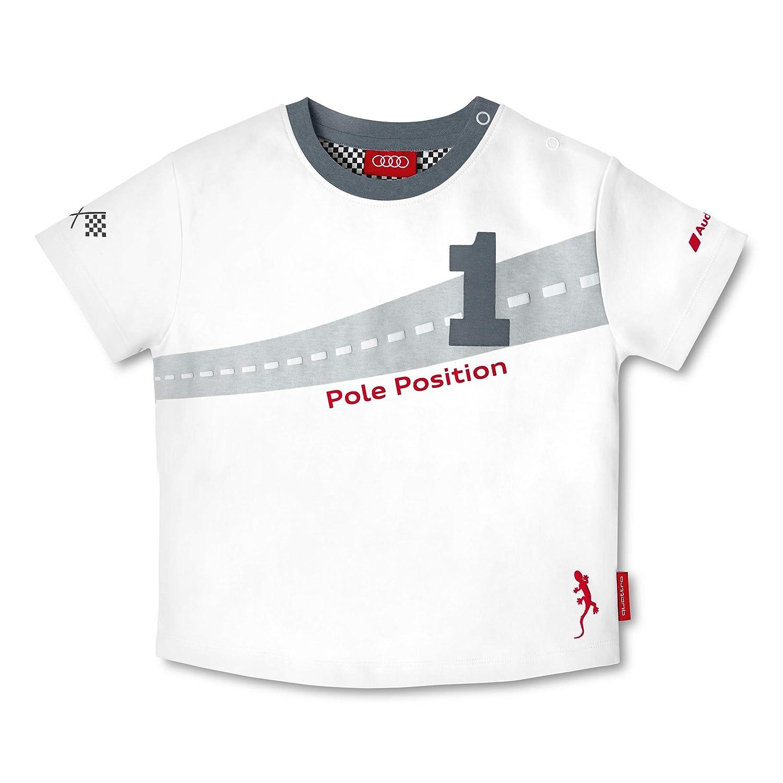 Audi Sport Set Maglietta e Pantaloni per Bambini