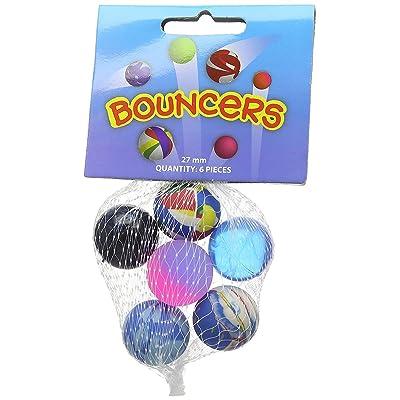 15 X Couleurs Mélangées Jet Balles Rebondissantes - Multicolor, 30-Pack