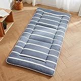 Colchón Colchoneta transpirable Colchonetas con colchones de futón, dormitorio de estudiantes Cama doble individual…