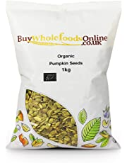 Buy Whole Foods Online Organic Pumpkin Seeds 1 Kg