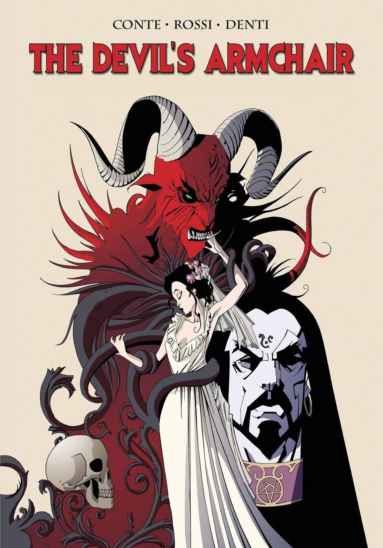 Molinari Fauteuil Leer.The Devil S Armchair Amazon Es Alberto Conte Luca Rossi Romina