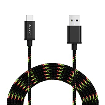 USB Type C Data Transfer Cable for Oculus Quest Link Cable Fast Charging USB 3.1 Type-C with Normal USB USB-A Adaptor and Gaming PC Esimen 16ft 5M
