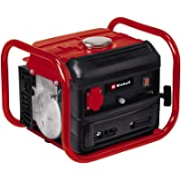 Einhell Generador eléctrico (gasolina) TC-PG 10/E5 (máx. 800 W, limpio motor de tracción de 2 tiempos, toma de corriente…