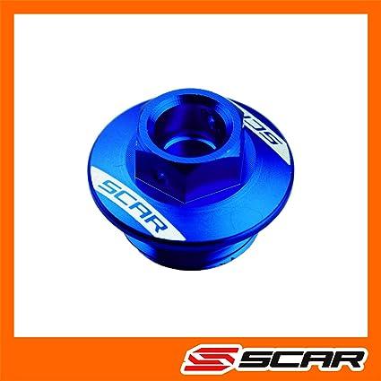 Tapón Llenado Aceite SCAR compatible con KTM SX SXF SX-F EXC EXCF ...