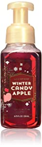 Set of 2 Bath and Body Works Winter Candy Apple Foaming Hand Soaps