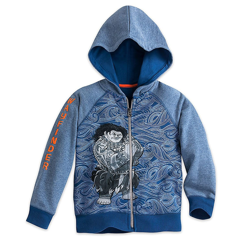 Amazon.com: Disney Maui Fleece Jacket for Kids - Moana: Clothing