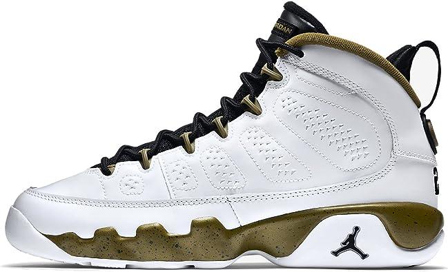 Air Jordan 9 Retro Bg Big Kids