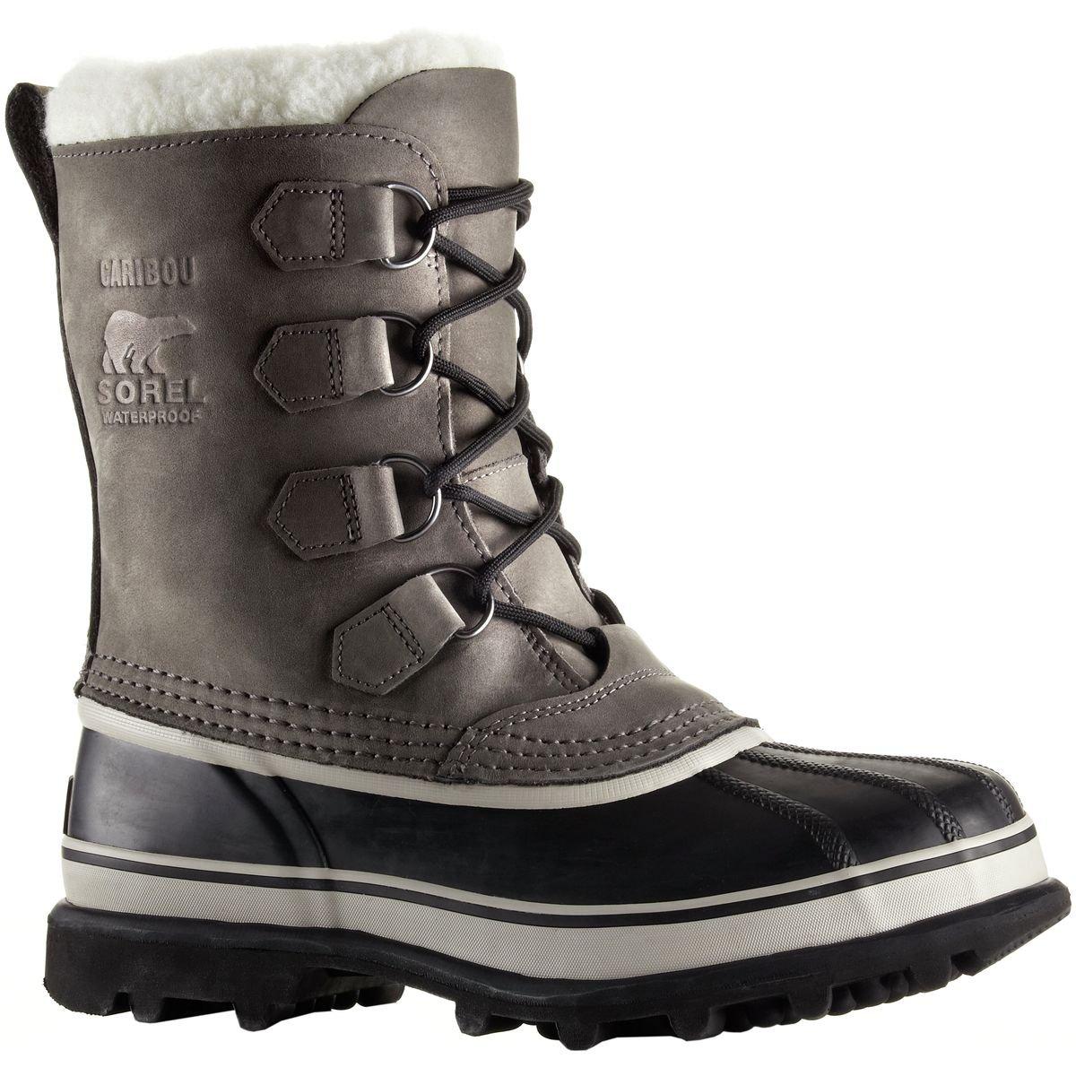 Sorel Women's Caribou Boot (10.5 B(M) US, Shale/stone)
