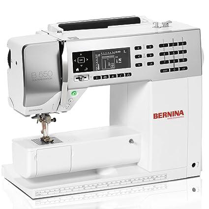 Bernina 4250229849430 - Maquina de coser 550 qe