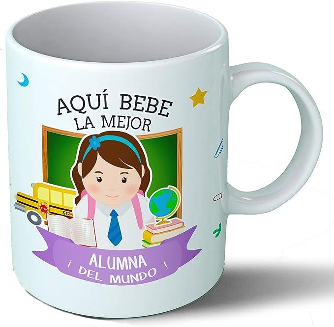 Planetacase Taza Desayuno Aquí Bebe el Mejor Motero del Mundo ...
