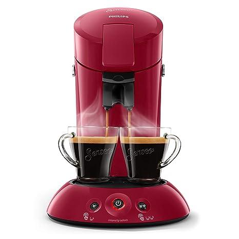 Philips SENSEO Original HD6554/91 - Cafetera monodosis con ...