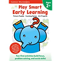 Play Smart Early Learning Age 2+: At-home Activity Workbook