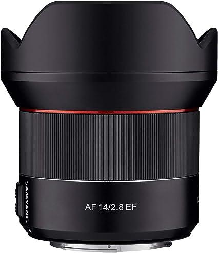 Samyang Af 14 2 8 Dslr Autofokus Canon Ef Kamera