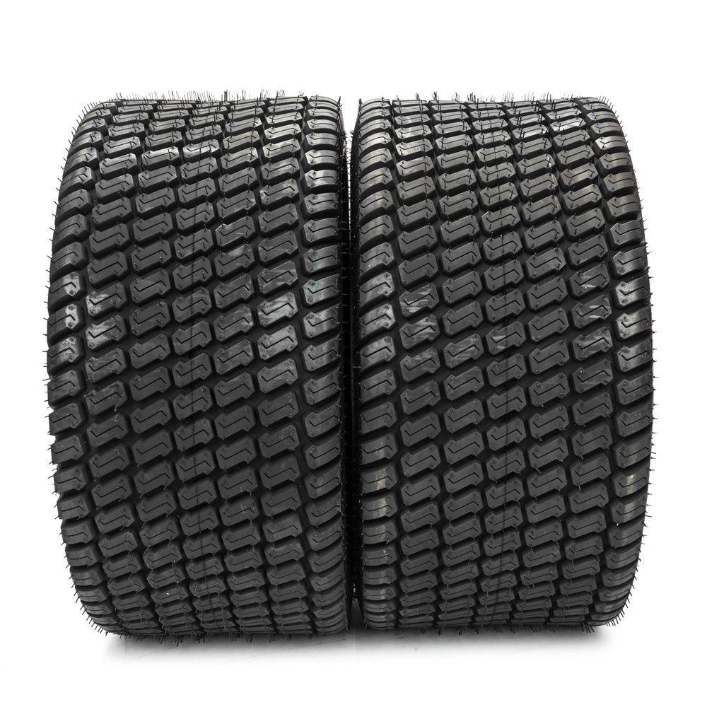 2Pcs New 4PLY 24x12.00-12 Tires 24x12x12 P332 Turf Lawn Mower Tires ZYtire-G33000432