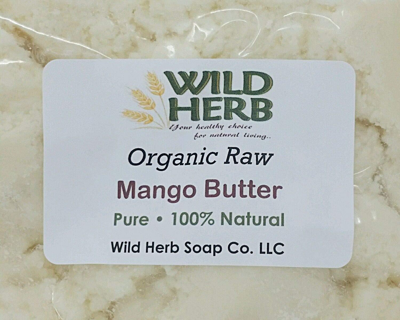 Mango Butter, Refined