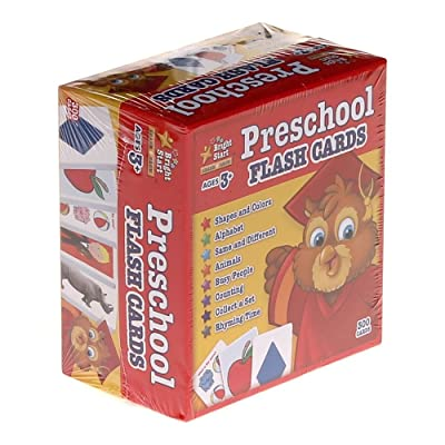 Preschool Flash Cards: Everything Else