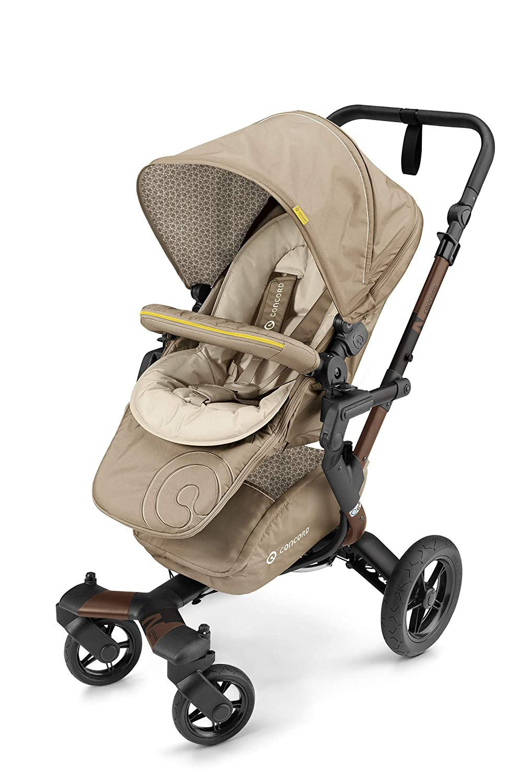 Concord Neo - Silla de paseo plegable, unisex, color powder beige: Amazon.es: Bebé