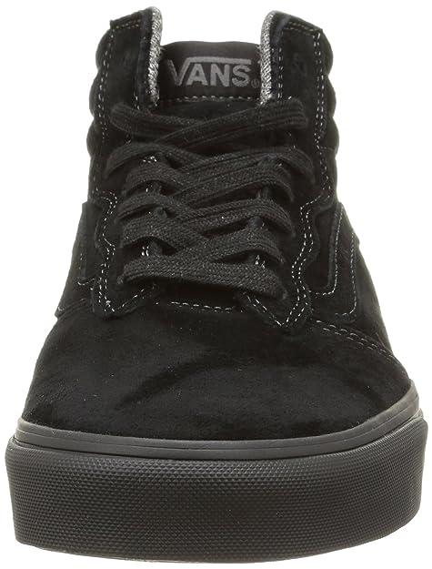 M Milton Hi MTE, Sneakers Basse da Uomo, Nero (Black/Pewter), 40 Vans