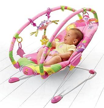 eaa8333f00bb Amazon.com   New Tiny Love Gymini Bouncer Tiny Princess   Infant ...