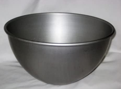 Amazon.com: Vintage Wear-Ever 11 x 7 Inch Aluminum Mixing Batter ...