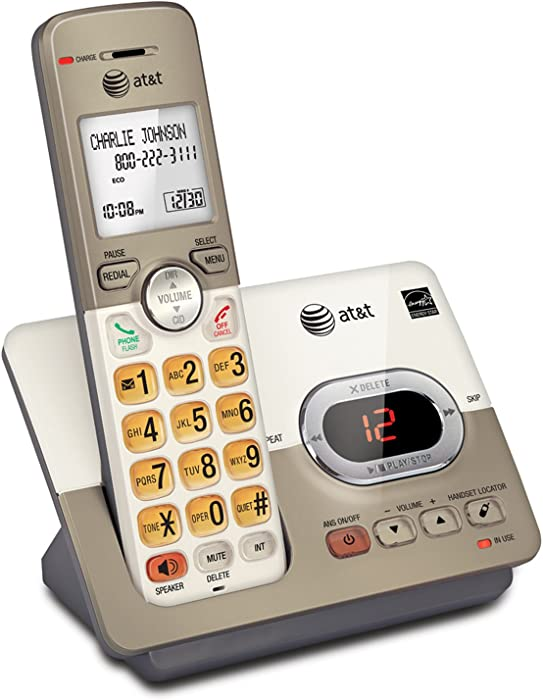 The Best Cordless Home Phone With Answering Machine For Seniors