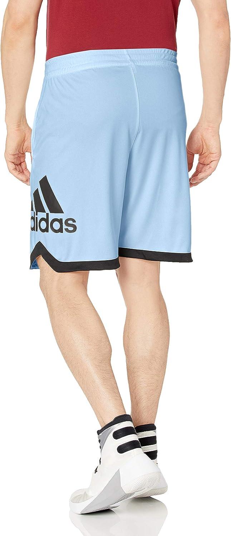 adidas Mens Sport Badge of Sport Basketball Short
