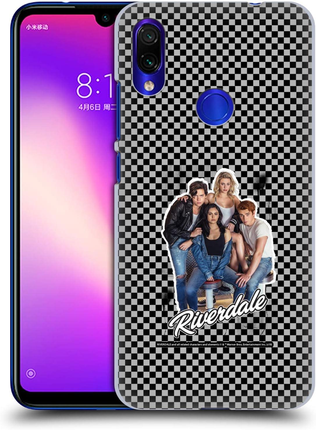 Official Riverdale Riverdale Cast 1 Art Hard Back Case Compatible for Xiaomi Redmi Note 7/7 Pro