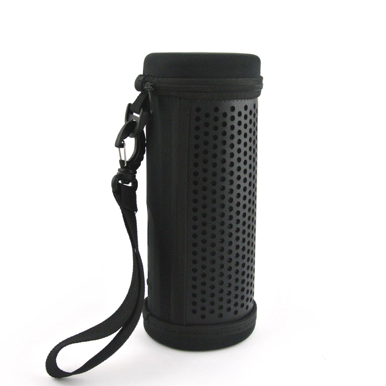 XBERSTAR PU Leather Travel Carry Case Bag for Logitech UE Megaboom Wireless Bluetooth Speaker