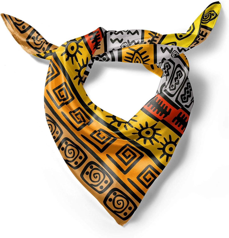Motifs Hair Wrap Ambesonne Tribal Head Scarf