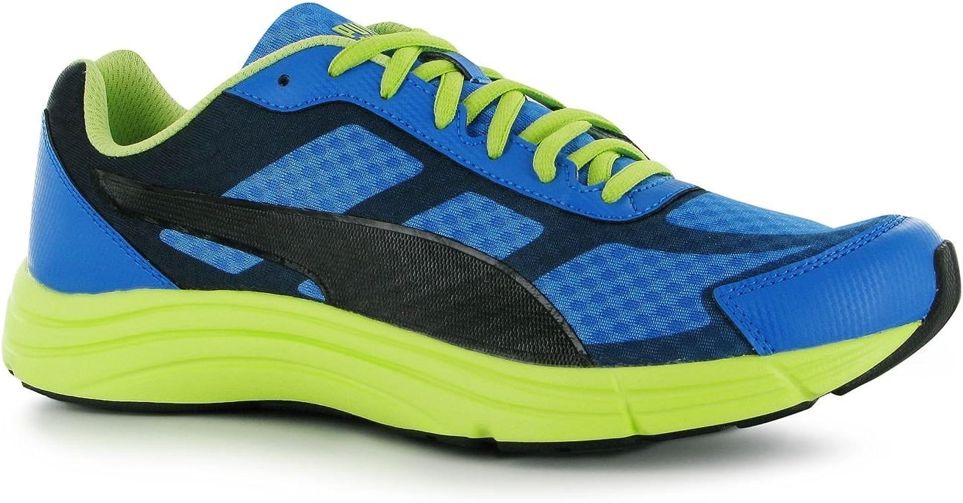 Puma - Zapatillas de Running para Hombre BLU,Verde,Nero 9: Amazon ...