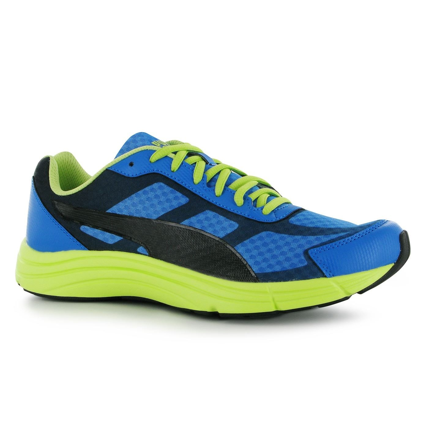 Puma Expedite Mens Running Shoes - Blue-9  Amazon.co.uk  Shoes   Bags 2353d686b