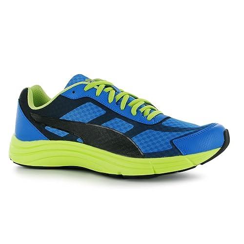 Puma Expedite Zapatillas de Running para Hombre, Color Azul/Verde/Black Oscuro: Amazon.es: Zapatos y complementos