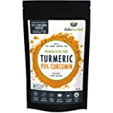 Nutra Nourished Turmeric Curcumin Supplements 1000mg with Black Pepper, Premium Arthritis Pain & Joint Supplements for…