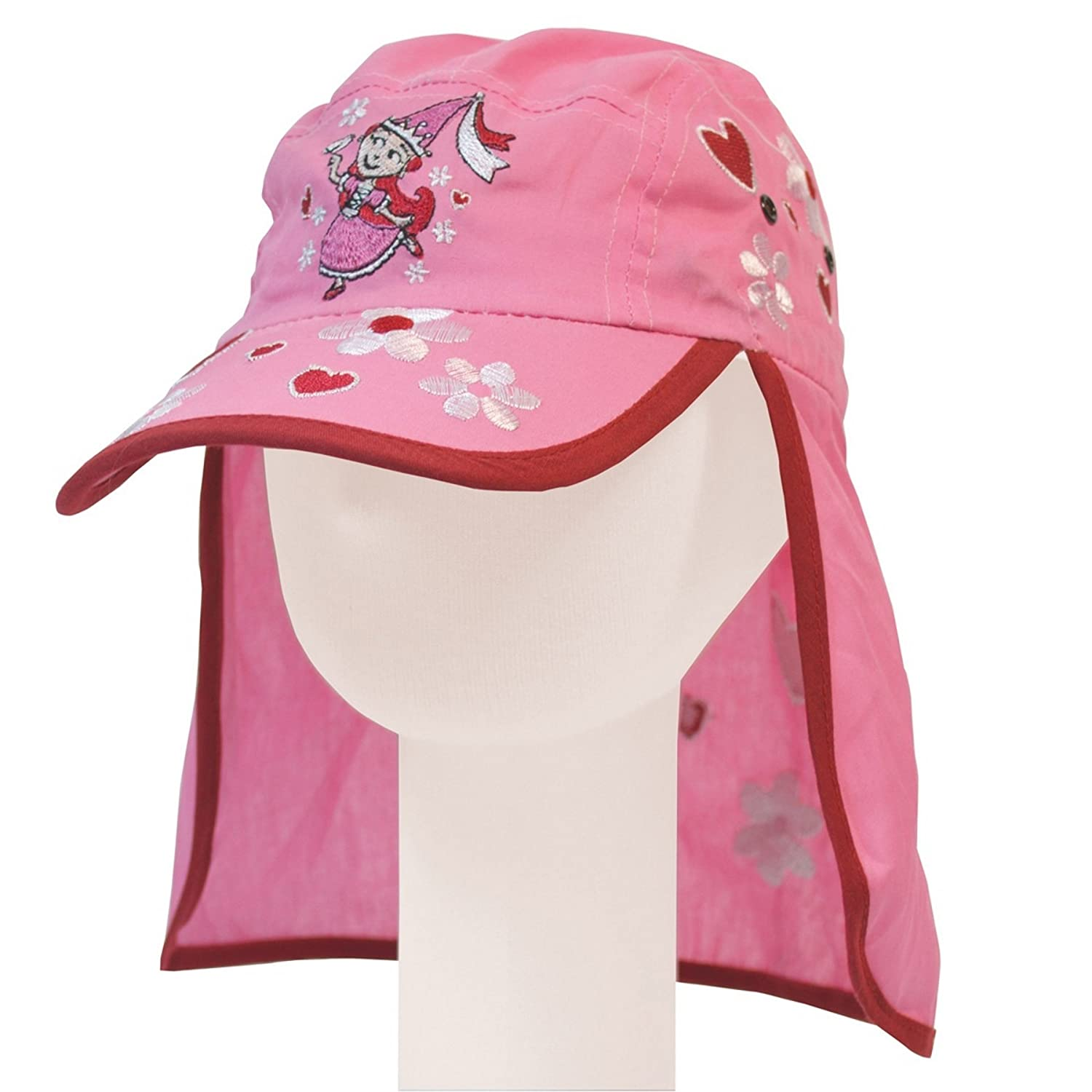 bcd515e61 Bugzz Princess Legionnaires Sun Hat One Size fits 3-6 years