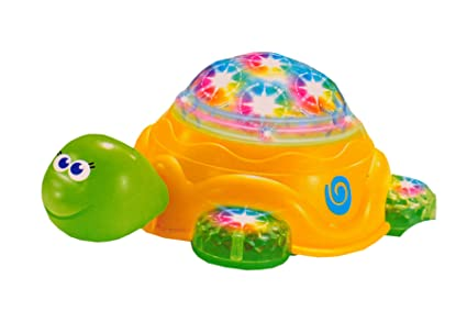 buy toyshine bump and go turtle toy with 3d lights and music online
