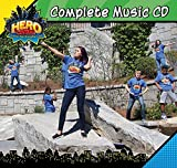 Vacation Bible School VBS Hero Central Complete Music CD: Discover Your Strength in God!