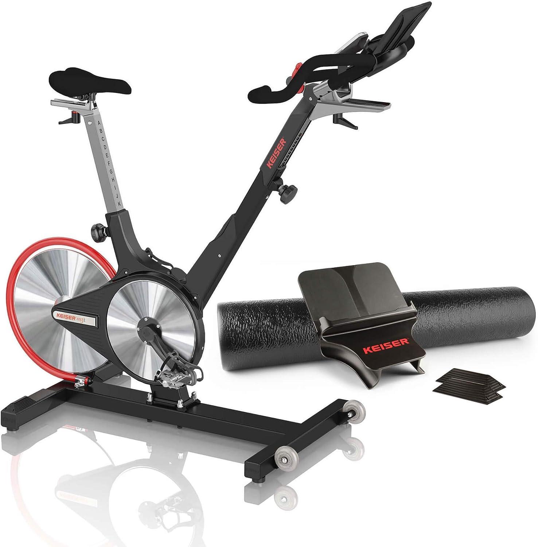 Keiser M3i Indoor Cycle Bundle Sports Outdoors Amazon Com