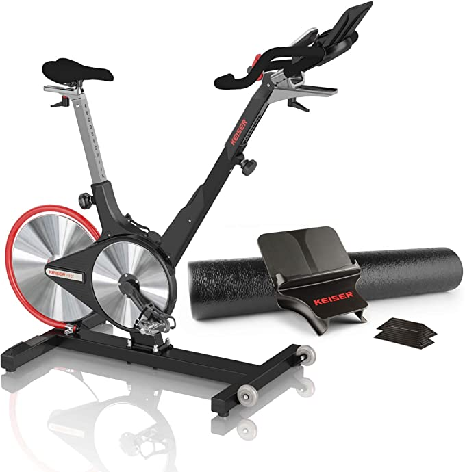 Keiser M3 Plus Indoor Bikes   The Ultimate Indoor Cycling Gear
