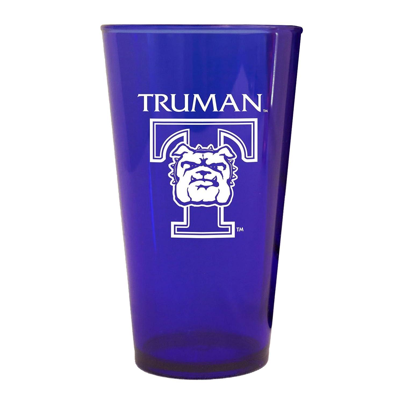 Boelter Brands NCAA Truman State Bulldogs Plastic Pint 16-Ounce